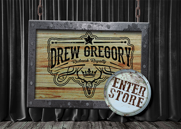 DrewGregory Store Button